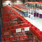 Система хранения и сборки заказов