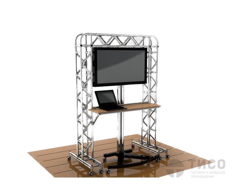 Стенды с экранами