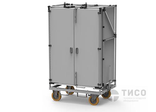Модульная тележка-шкаф