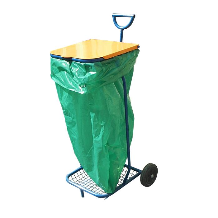 Тележка для мусорного мешка