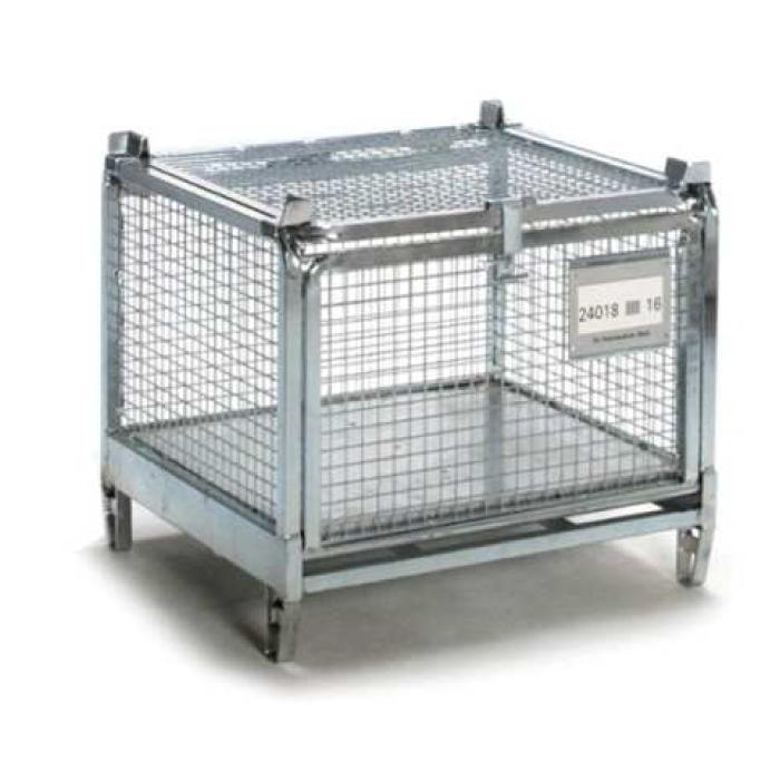 Штабелируемый контейнер для ценностей