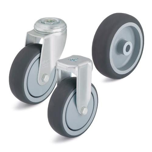 Аппаратные колеса и ролики