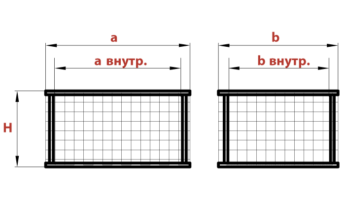 Схема тележки СКС