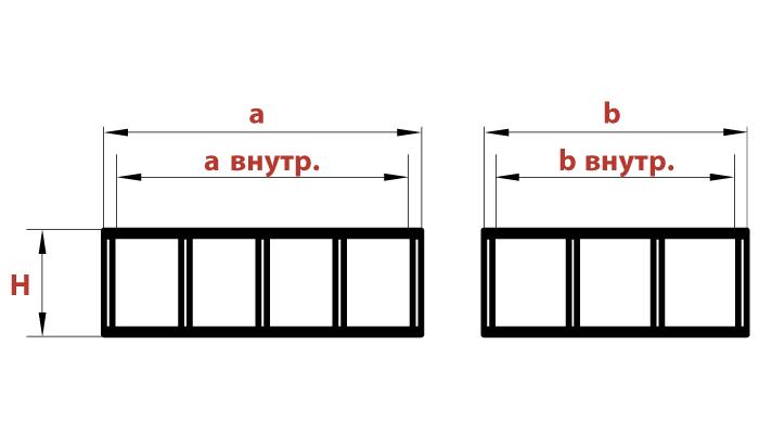 Схема тележки ТСБО
